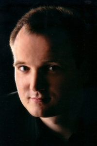 Autorenfoto vom Superior-Cover, 2008