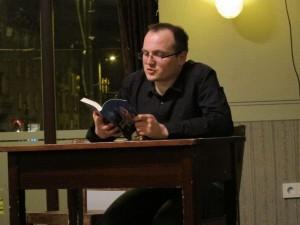 Lesung im Kulturcafé Knicklicht