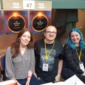 Mit Sarah Stoffers und Hanna Nolden